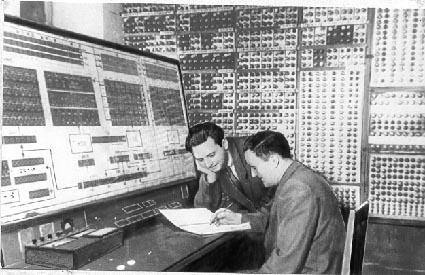 Le calculateur MESM
