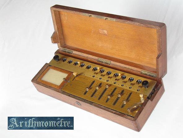 Arithmomètre (1887)