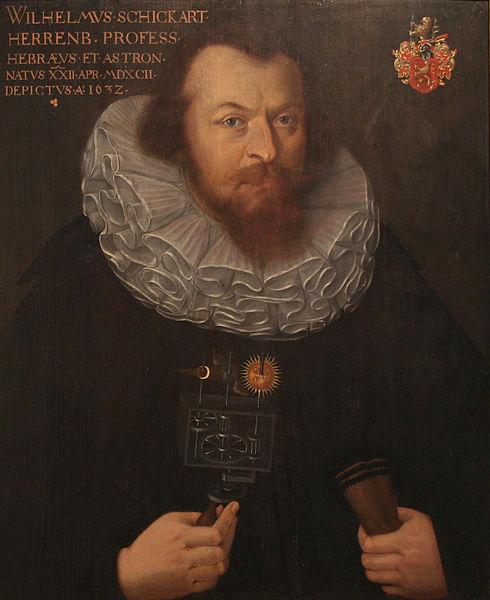 Wilhelm Schickard